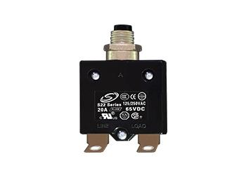 保护器S22-20A1.0攻牙弯脚